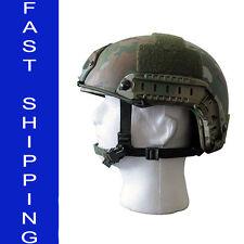 SkarrArmor® /w Kevlar Helmet Bulletproof Fragproof MICH - FAST Shipping