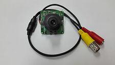 "1080P 2.1M CVI Board cam 1/3"" Panasonic CMOS 3.6mm fixed lens ICR OSD UTC 12VDC"