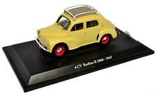 Voiture modèle réduit collection 1/43ème Renault 4CV 1947