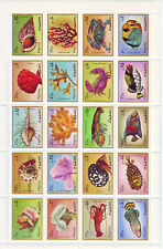 Fujeira stamps 1972 - Gulf Trucial State Fish & Marine Life