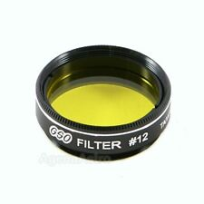 """GSO 2"""" Color / Planetary Filter - #12 Yellow"""