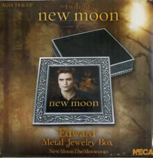 NEW NECA Edward Metal JEWELRY BOX Twilight Saga Moon Cullen Vampire Cullen