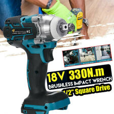 2020 Torque Impact Wrench Brushless Cordless Replacement Makita DTW285Z NEW