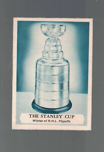 O PEE CHEE  69/70  STANLEY CUP TROPHY  CARD  # 231  MONTREAL CANADIENS