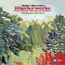 Villa-Lobos - Piano Works-Freire [New CD]