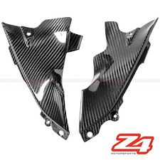 2004-2006 Yamaha R1 Front Dash Air Tube Trim Cover Fairing Cowling Carbon Fiber
