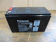 Original panasonic batterie de démarrage batterie pour GGP wolf Castel Garden 12 v 7,2 Ah