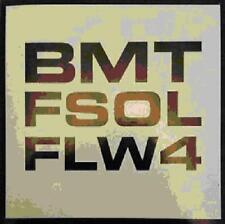 "Blu Mar Ten - Night Shift (Future Sound Of London Remix) 10"" (LIMITED TO 300) !!"