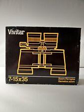 Vivitar 7-15 X 35 Binoculares