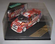Miniature.Ford escort WRC Bastos . Snijers . 1997 . 1/43 . Vitesse .