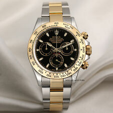 Rolex Daytona 116503 Stainless Steel & 18k Yellow Gold