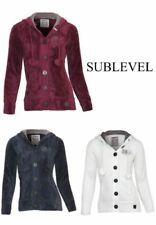 Sublevel Damenjacken & -mäntel mit Kapuze aus Polyester