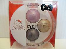 【Hello kitty】Cosmetics eye shadow 3 colors Palgongton X Hello Kitty Eye Pop Trio