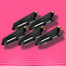 5P TONER FOR BROTHER TN-650 TN650 TN620 TN-620 HL-5370DW HL-5370DWT