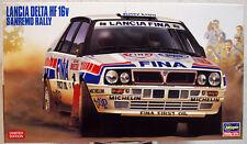 1991 Lancia Delta HF 16V San Remo Rallye 1:24 Hasegawa 20343 limitiert