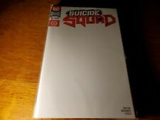 Suicide Squad #1 (Blank Var Ed) DC Comics Comic Book nm@