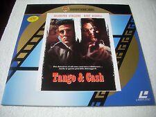 TANGO & CASH /  laserdisc film in italiano
