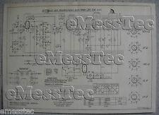 Metz tipo 201 G W esquema eléctrico edición 2, stand 01/52