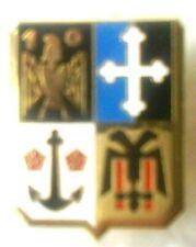 Insigne régimentaire du 10e RG  édition Atlas