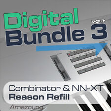 KORG TRINITY + N364 BUNDLE REASON REFILL 333 NNXT & COMBINATOR 3642 SAMPLES 24bt
