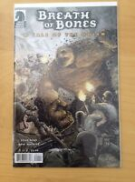 BREATH OF BONES 1 2 3, [SET] 1ST PRINT, A TALE OF THE GOLEM, DARK HORSE