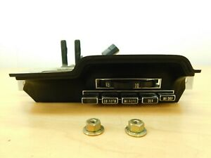 HEATER CONTROLS - AIR CONDITIONING TYPE - 1969 70 71 CHRYSLER 3431019 70Ci2-4Y1