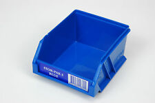 Fischer plastic STB5B Extra Small Parts Drawer Blue Stor-pak Containers