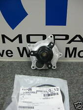 01-07 Grand Caravan Chrysler Town Country 3.3L 3.8L New Water Pump Mopar Oem
