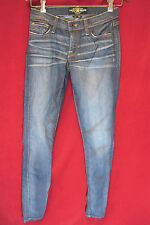 Lucky Brand Womens Slim/Skinny Med Blue Jeans  Sz: 2/26 (26/30)  Free Shipping