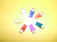 5 ampoules LED #555 neuve 7 couleur au choix angle 170° neuves