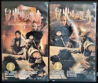 Burning Paradise - Tai Seng VHS in 2 Part Tapes A&B - Ringo Lam Classic! (1993)
