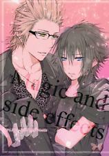 Final Fantasy 15 Xv Doujinshi Comic Ignis x Noctis Magic and side effects