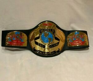 WCW World Tag Team Wrestling Championship Replica Belt