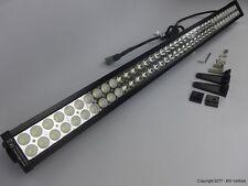 LED Arbeitsscheinwerfer Zusatzscheinwerfer light bar 2-reihig 240W IP67 10V-30V