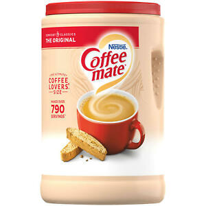 2 PACK - Coffee-Mate The Original Powdered Non-Dairy Coffee Creamer 56 oz.