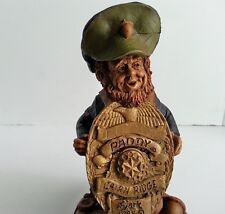 Tom Clark Gnome Paddy Police Officer 1989 Edition 60 Davidson College Nc Token