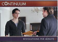 Continuum Season 3 Gold Parallel Base Card #98 Revolutions Per Minute