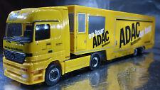 * Herpa 153263 Mercedes Benz Actros  Semitrailer ADAC Nordbayern 1:87 Scale HO