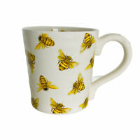 Honeybees Honey Bees Bumblebees Ceramic Coffee Cup Mug Maxcera Spring Collection