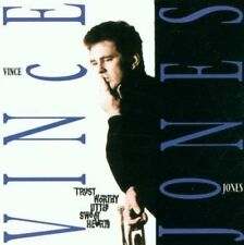 Vince Jones | CD | Trust worthy little sweet hearts (1985-88/91)