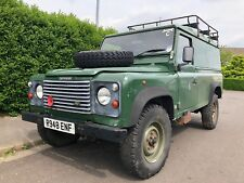 Land Rover 110 Defender 300tdi 1998 ex MOD hard top