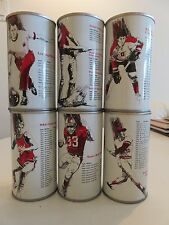Sport  Champions  IRON CITY BEER CANS - VINTAGE
