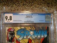 Spawn #3 CGC 9.8 (1992) - Violator Appearance Todd McFarlane Cover Art 1 of 423