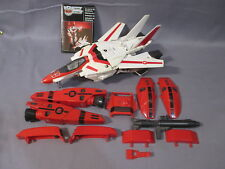 "Transformers G1 ""JETFIRE"" Complete Macross Sticker on Wing Version VINTAGE 1985"