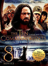 Bible Stories for the Whole Family: 8 Movies (DVD, 2014, 2-Disc Set)