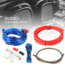 Stinger SK6681 Car Audio Power Kit de cableado de señal y 100/% de cobre calibre 8