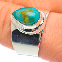 Peruvian Opal 925 Sterling Silver Ring Size 9.5 Ana Co Jewelry R61780F