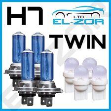 h7 xénon SUPER BLANC 55W Ampoules Feux de croisement 12v phare lumière LED