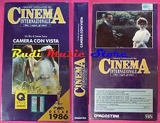 VHS film CAMERA CON VISTA capolavori cinema internazionale SIGILLATA(F87) no dvd
