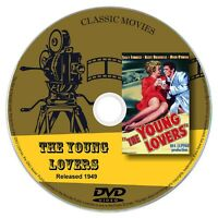 The Young Lovers 1949 Classic DVD Film - Family Medical Drama Film Noir